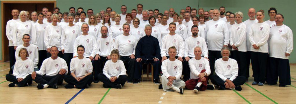 Mester Tung 30 år jubilæum for kurser i København 2014